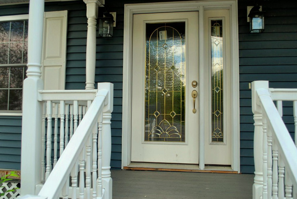 Therma Tru Entry Doors Home Depot