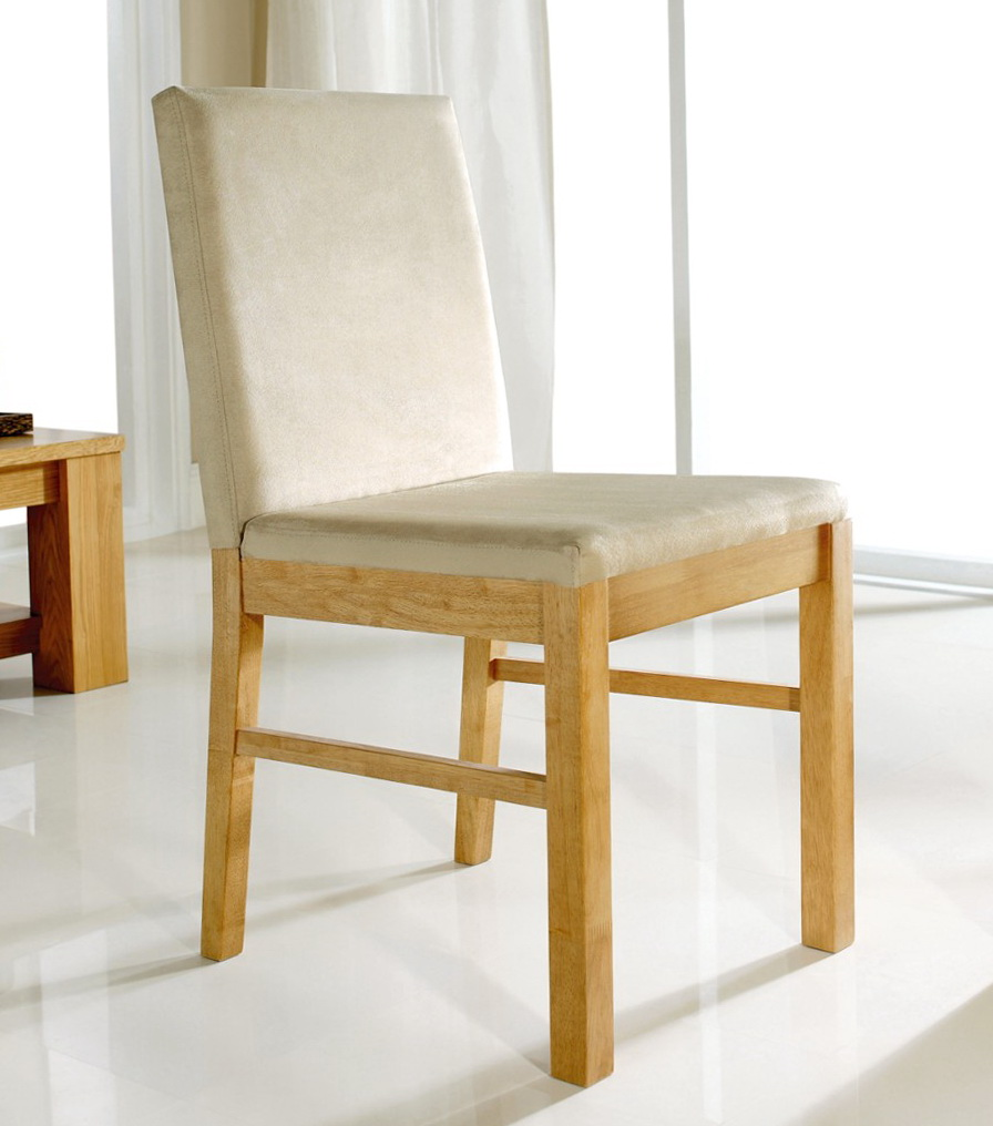 Upholstered Dining Room Chairs With Oak Legs