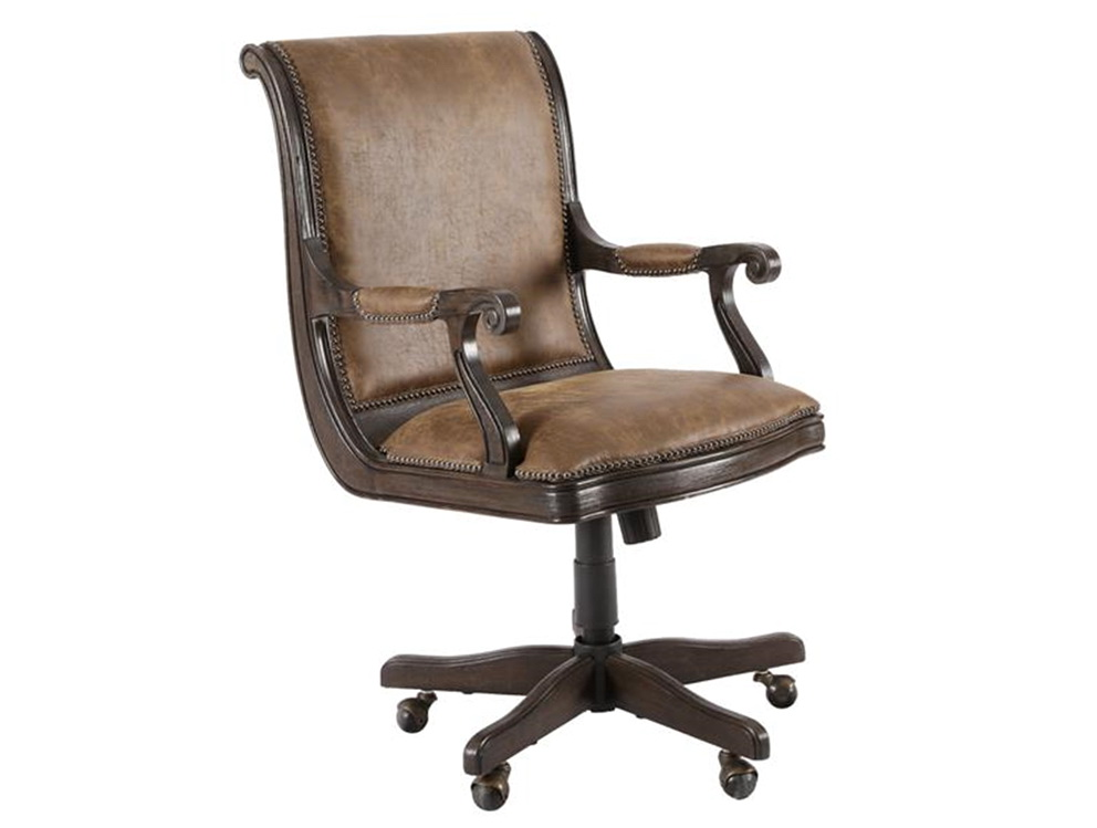 Upholstered Office Desk Chairs