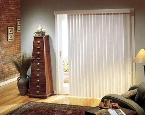 Vertical Blinds For Sliding Glass Doors