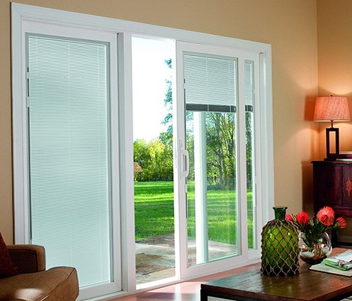 Vertical Sliding Door Blinds