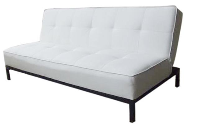 White Click Clack Sofa Bed
