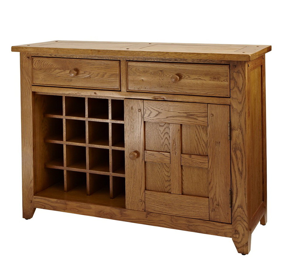 Wood Storage Cabinet With Doors