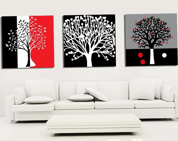 3 Piece Wall Art Canvas