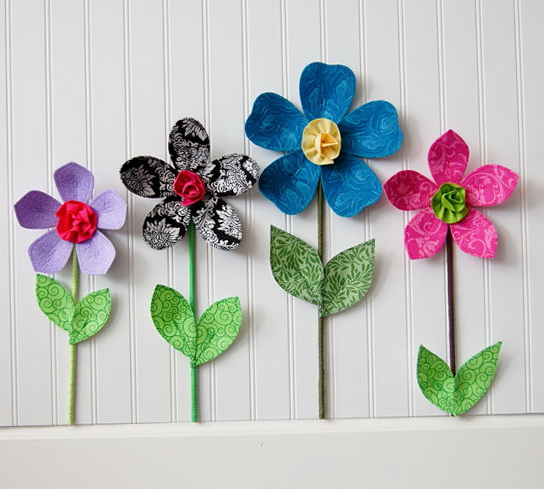 3d Wall Art Flowers