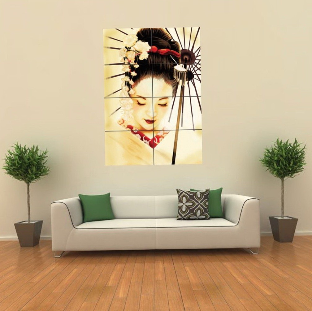 Asian Wall Art Decor