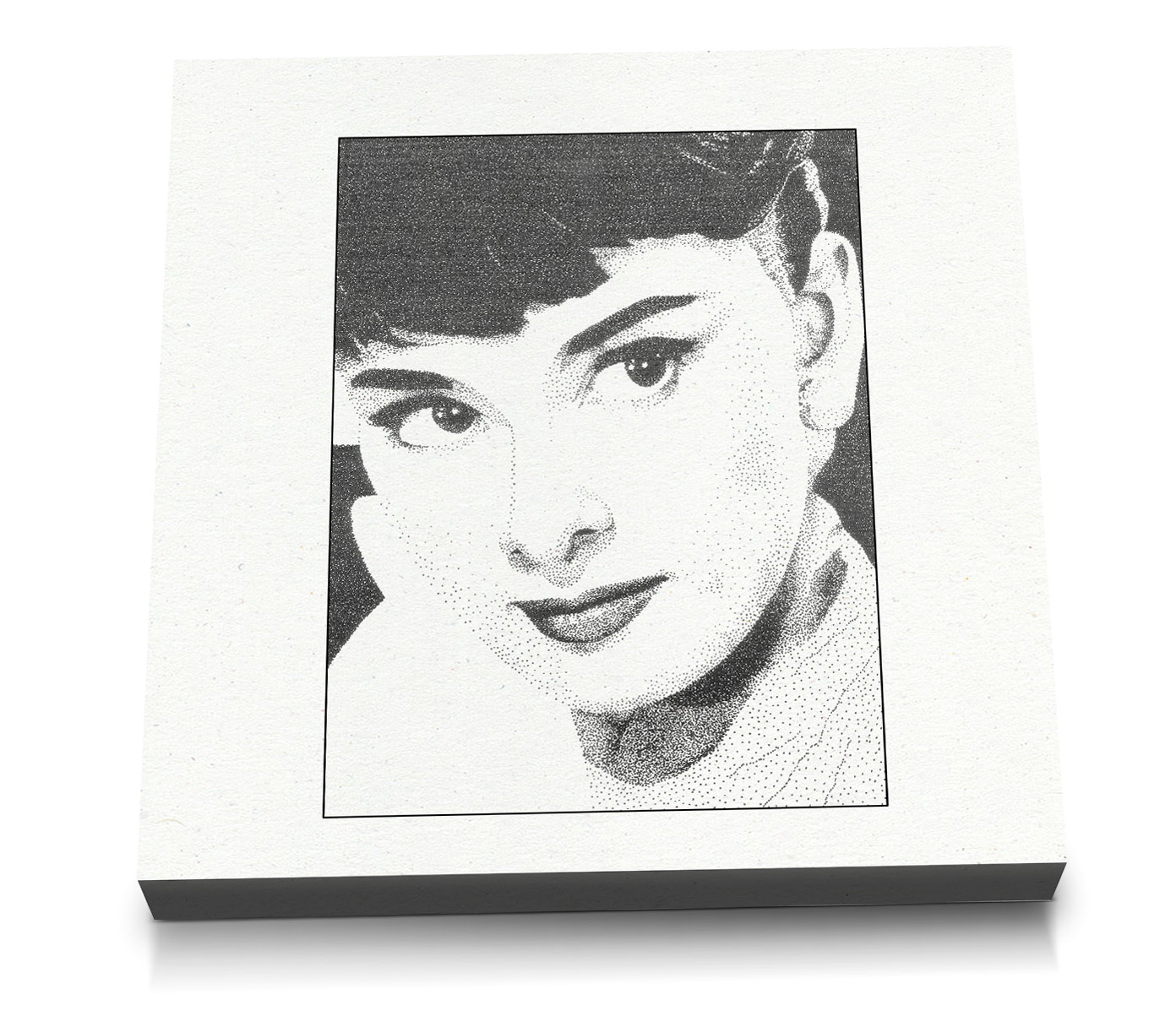 Audrey Hepburn Wall Art Canvas