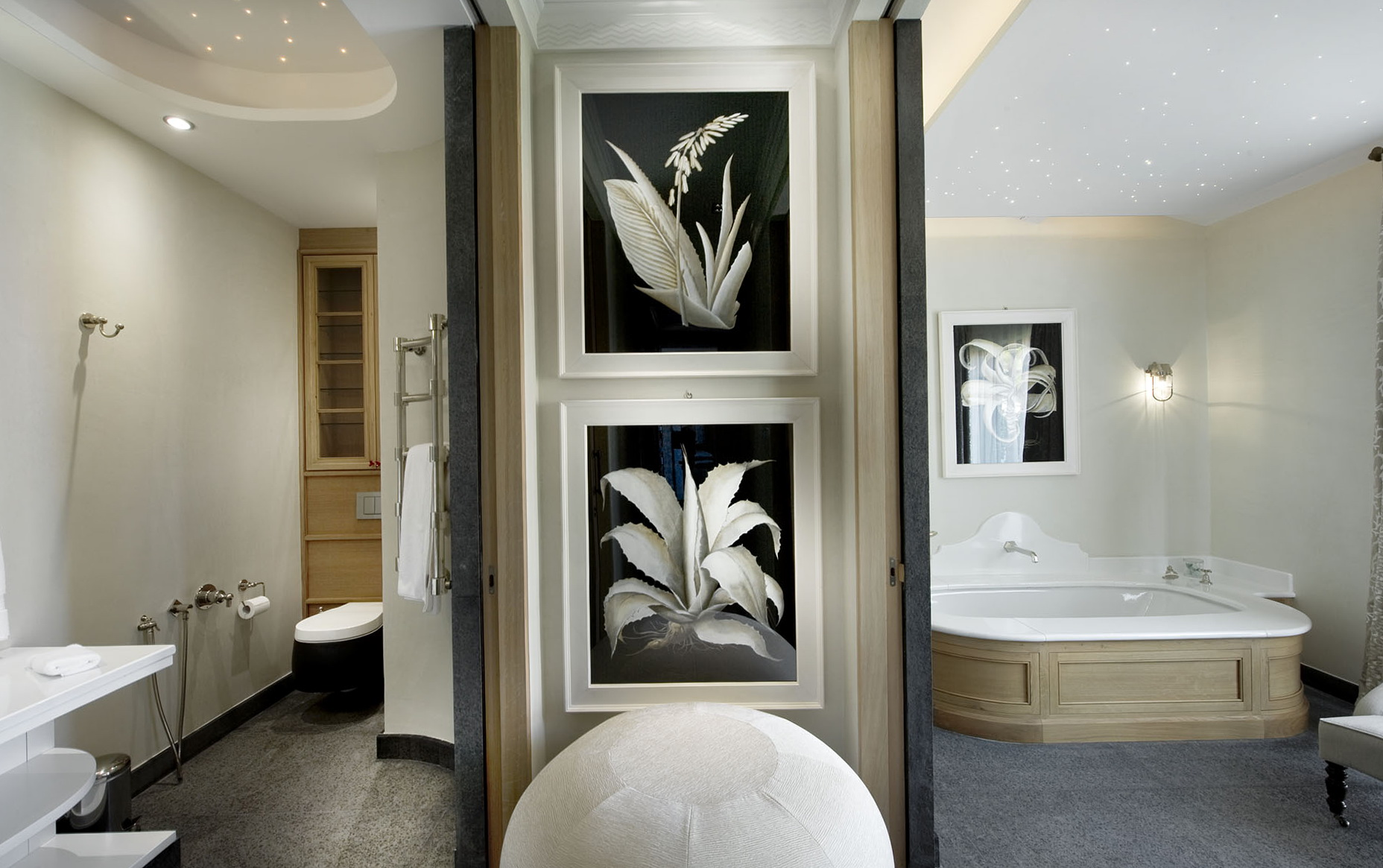 Black And White Wall Art For Bathroom