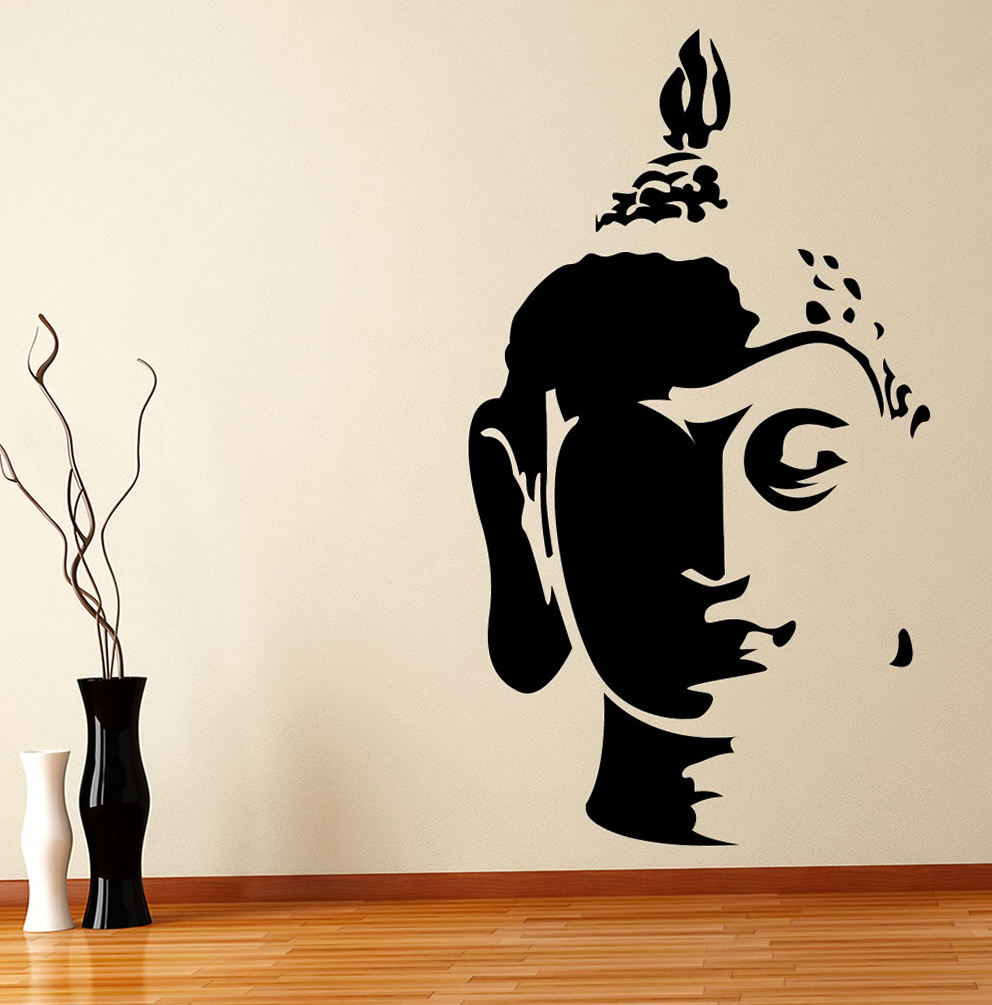 Buddha Wall Art India