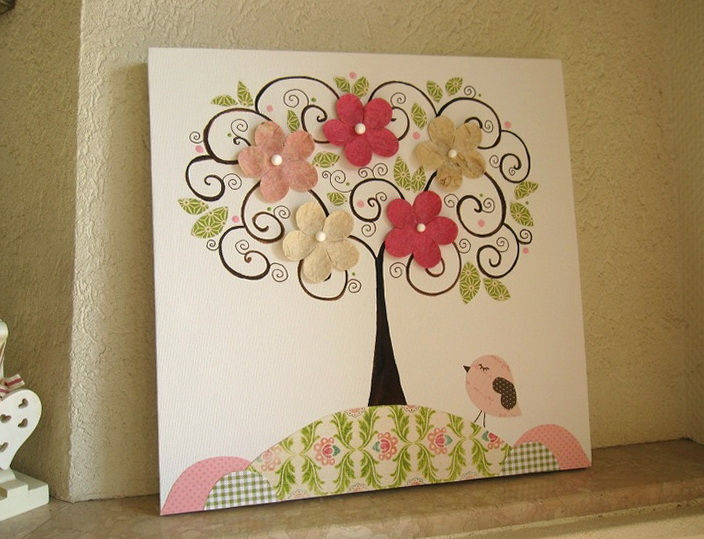 Canvas Wall Art For Nursery