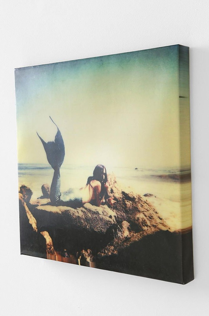 Claire Oring Mermaid Wall Art