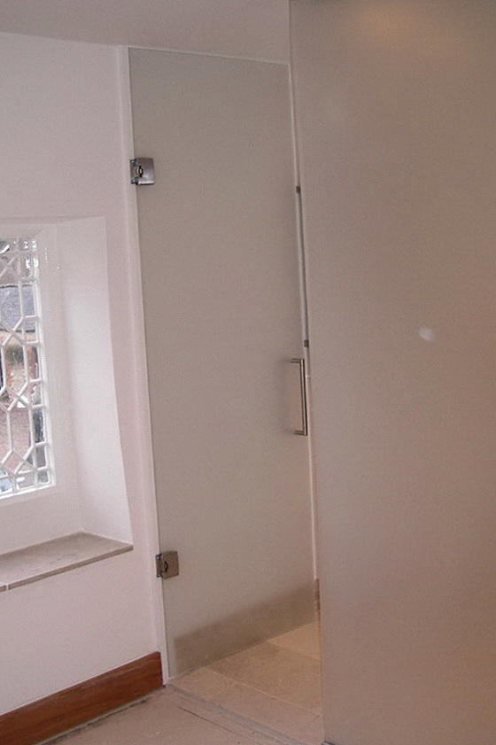 Commercial Interior Glass Doors