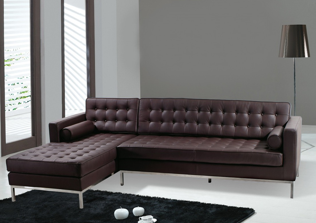 Contemporary Leather Sofas Italian