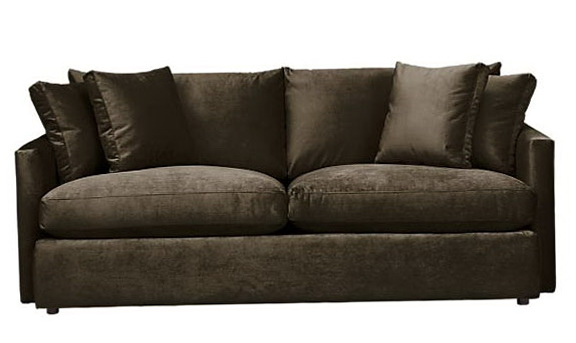 Crate And Barrel Sofa Bed