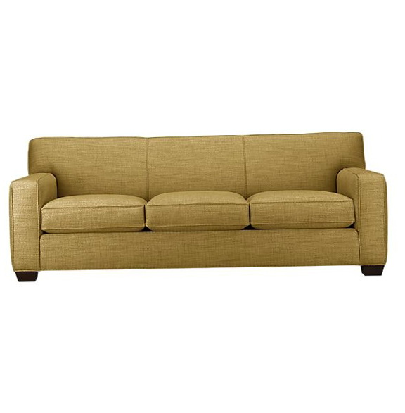 Crate And Barrel Sofa Quality