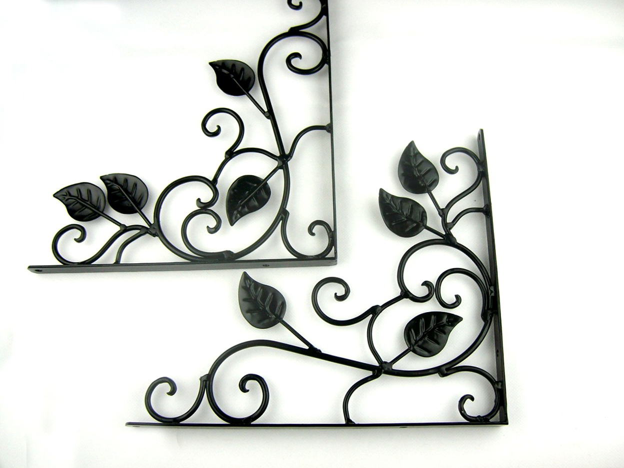 Decorative Wall Shelf Brackets
