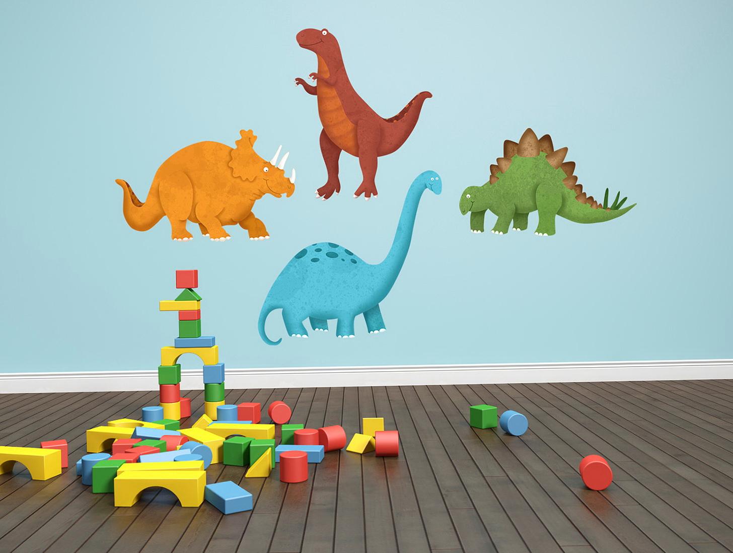 Dinosaur Wall Art For Kids