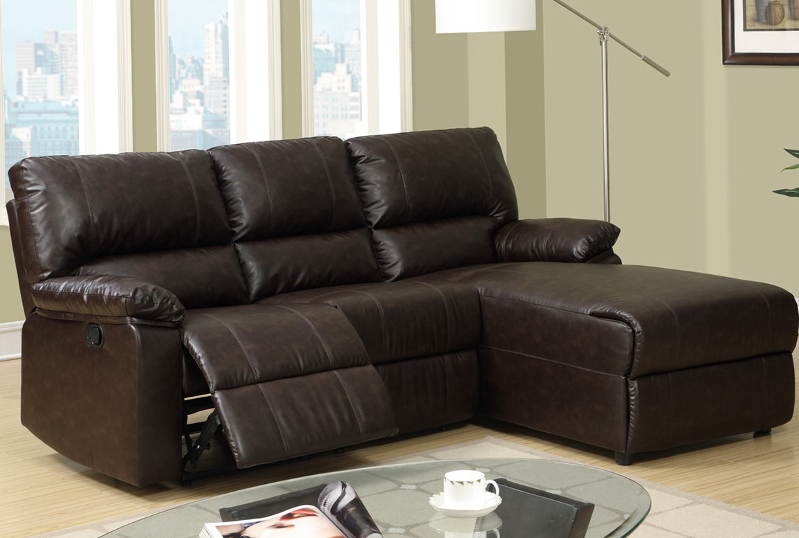 Discount Sectional Sofas With Recliners