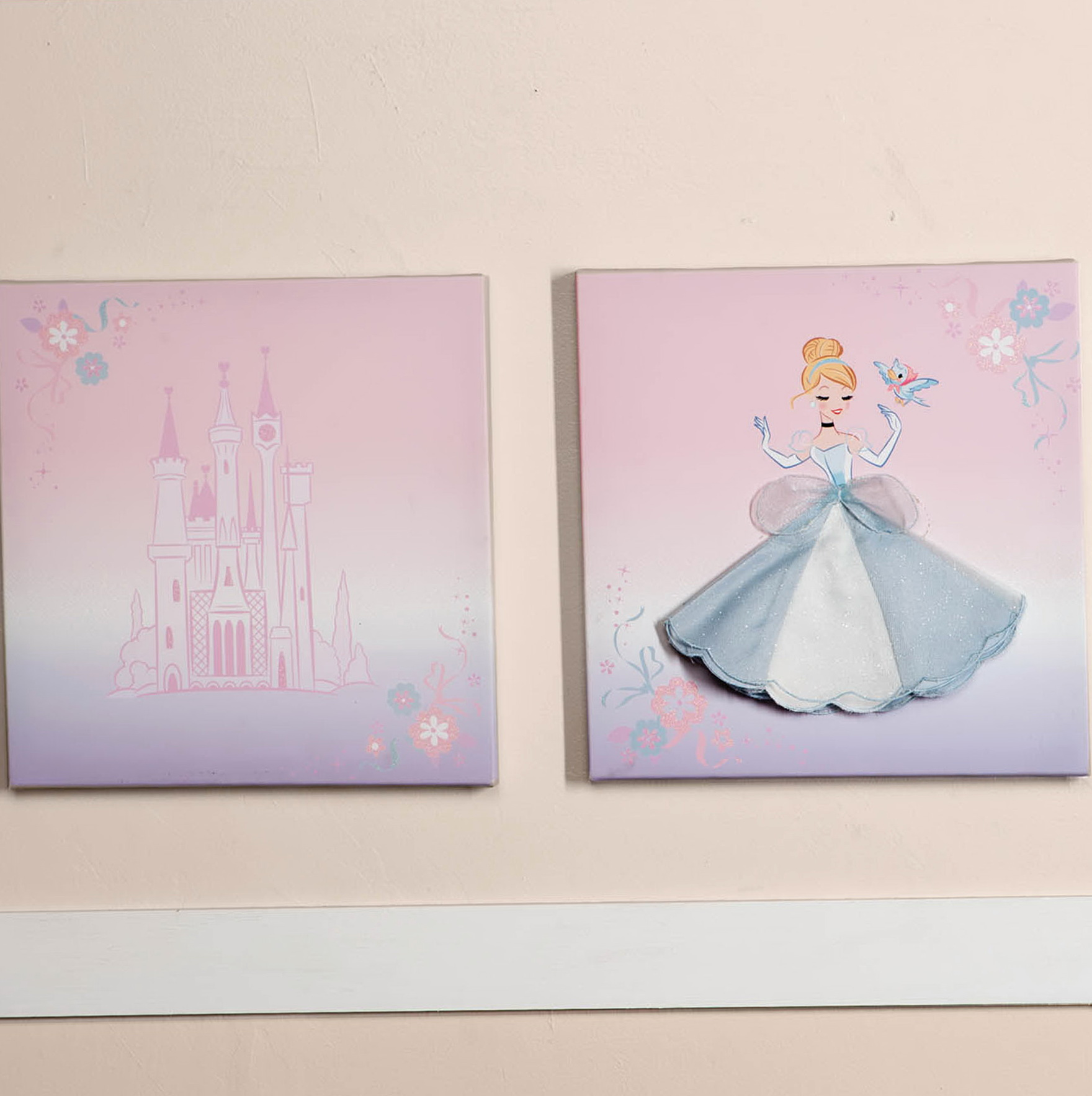 Disney Wall Art Canvas