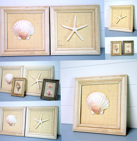 Diy Beach Wall Art