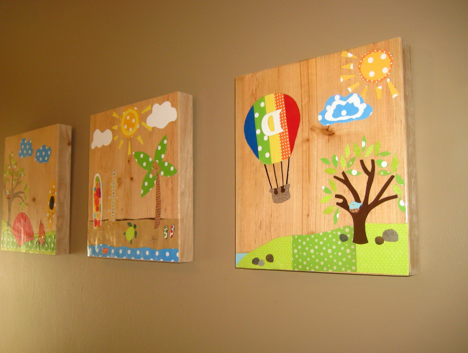 Diy Wall Art For Kids Rooms