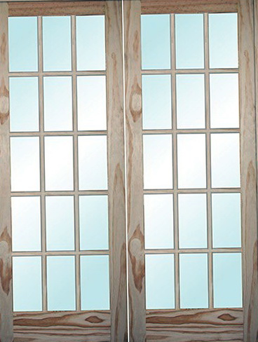 Double Prehung Interior Doors