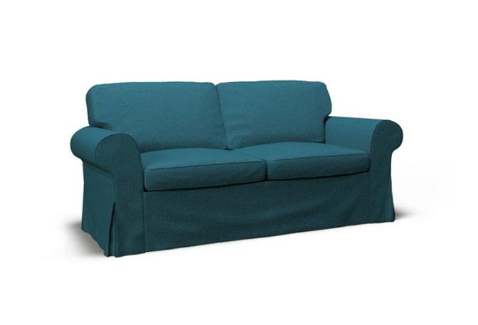 Ektorp Sofa Cover Jonsboda Blue