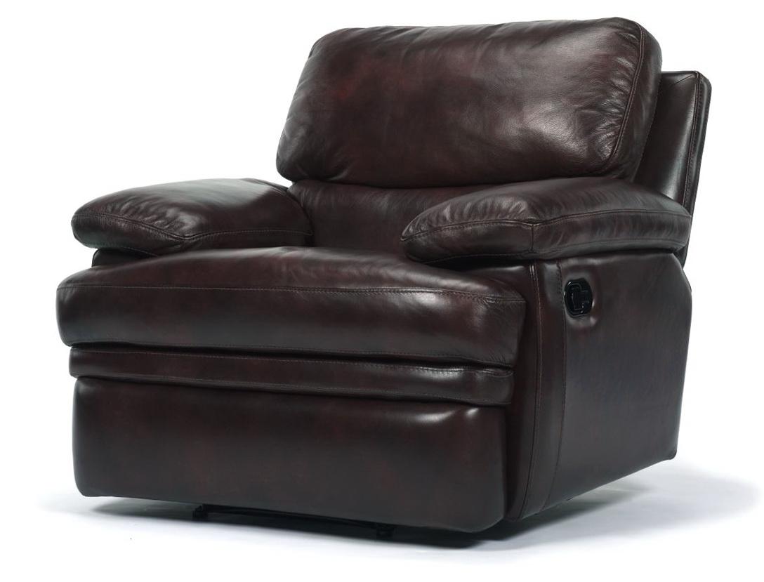 Flexsteel Leather Sofa Latitudes