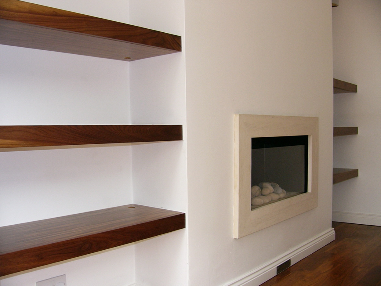 Floating Wall Shelf Ideas