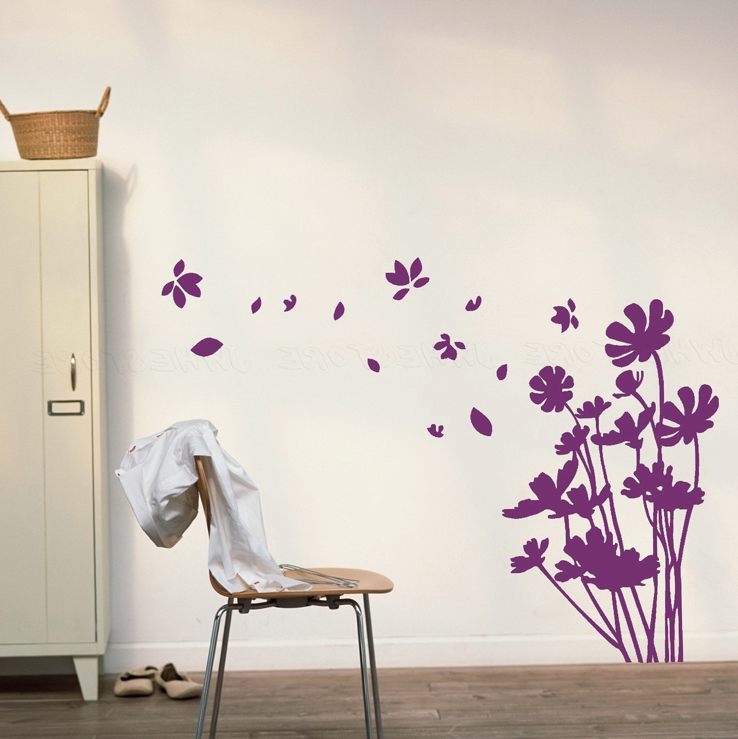 Floral Wall Art Designs