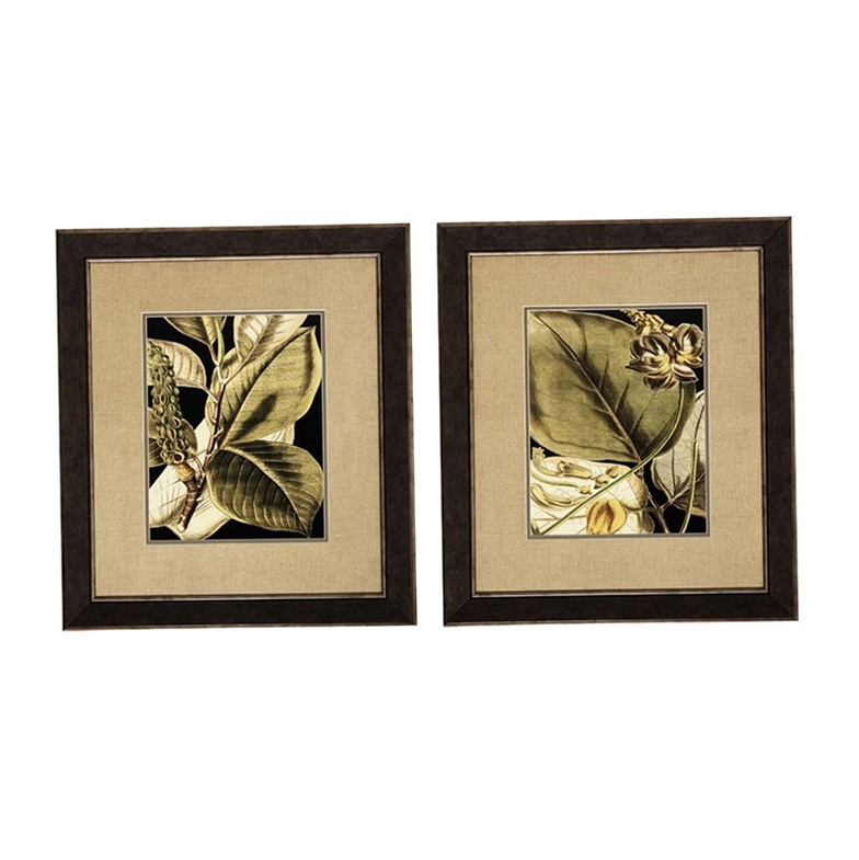 Framed Wall Art Set Of 2