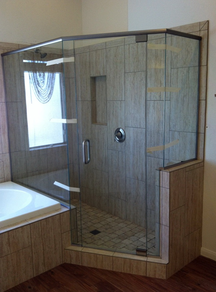 Frameless Shower Door Hardware