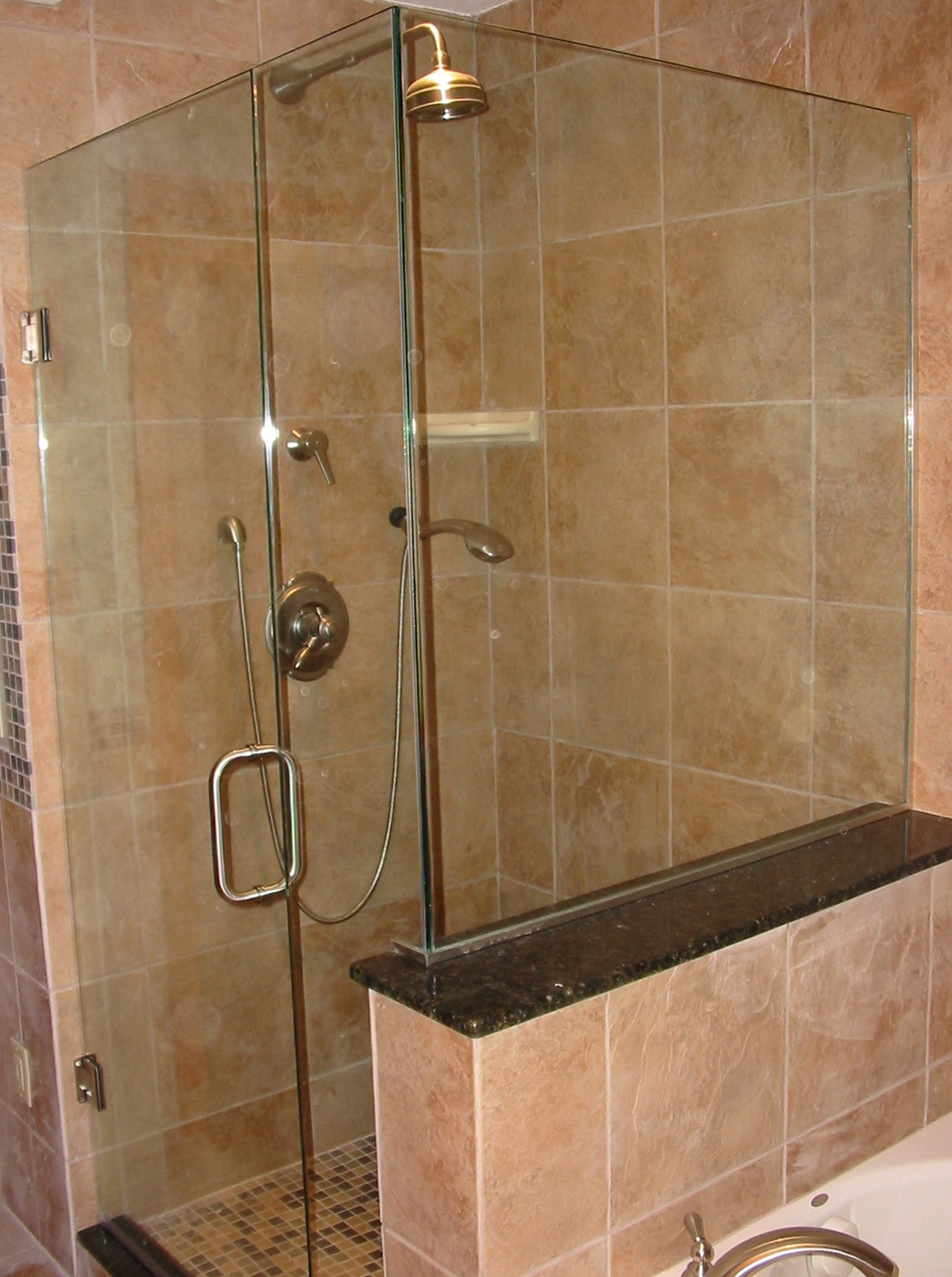Frameless Shower Door Pictures