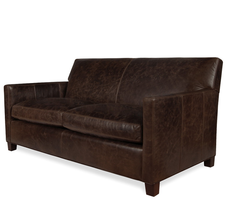 Full Sleeper Sofa Leather