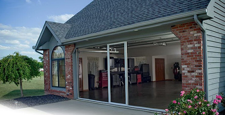 Garage Screen Doors Cost
