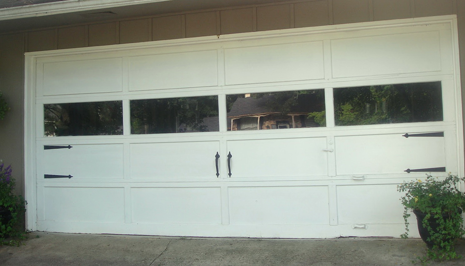 Garage Screen Doors Home Depot