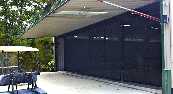 Garage Screen Doors Lowes