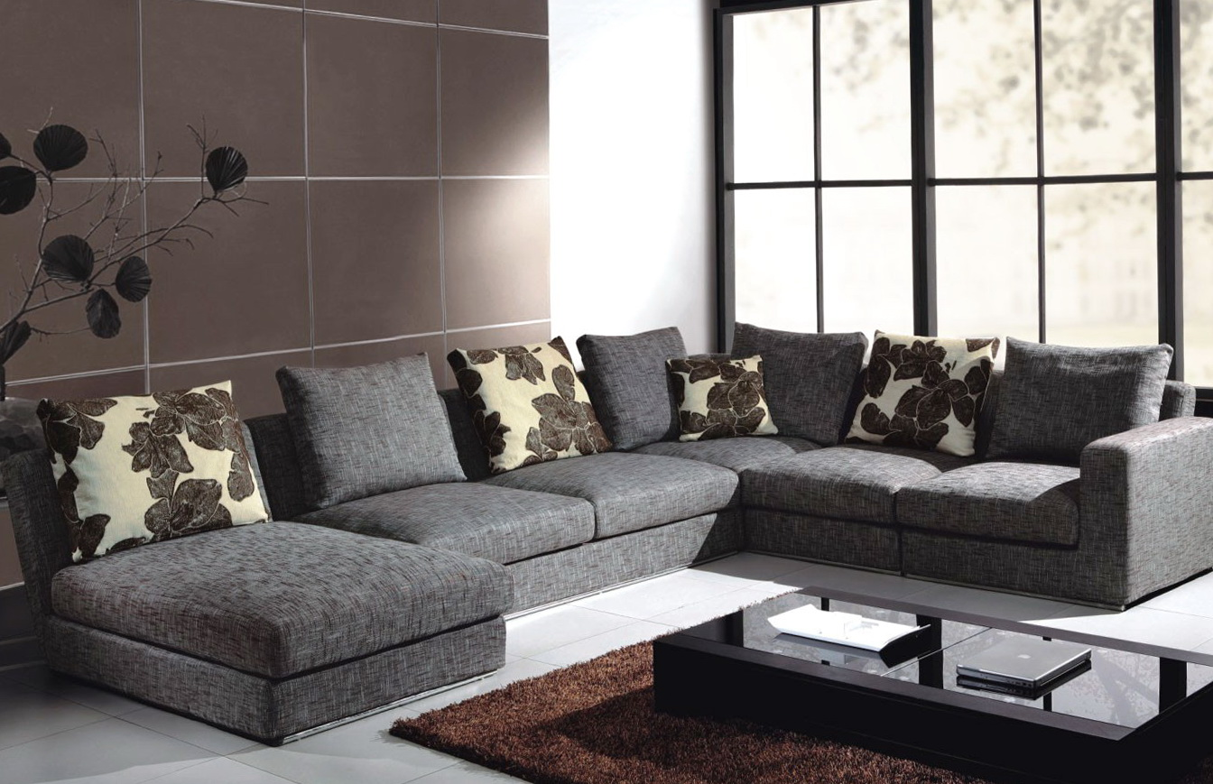 Grey Sectional Sofa Canada