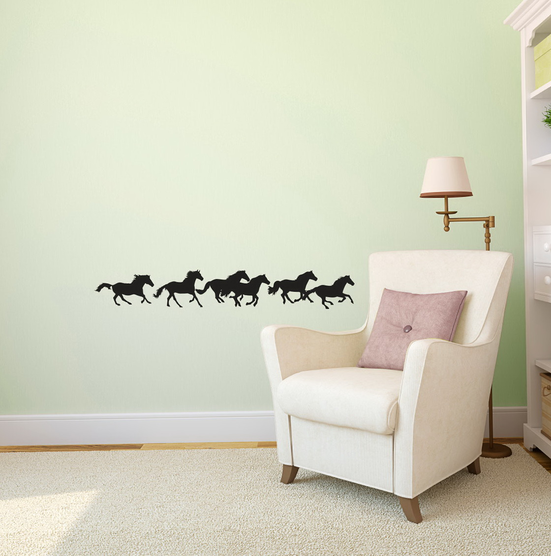 Horse Wall Art For Kids