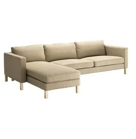 Ikea Karlstad Sofa With Chaise