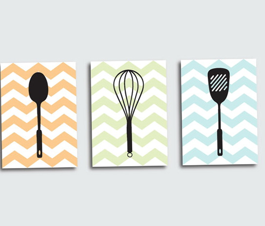 Kitchen Wall Art Sets