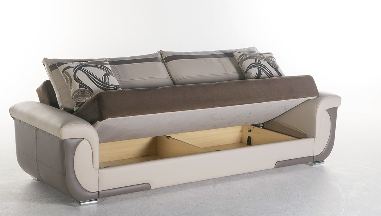 Klik Klak Sofa With Storage