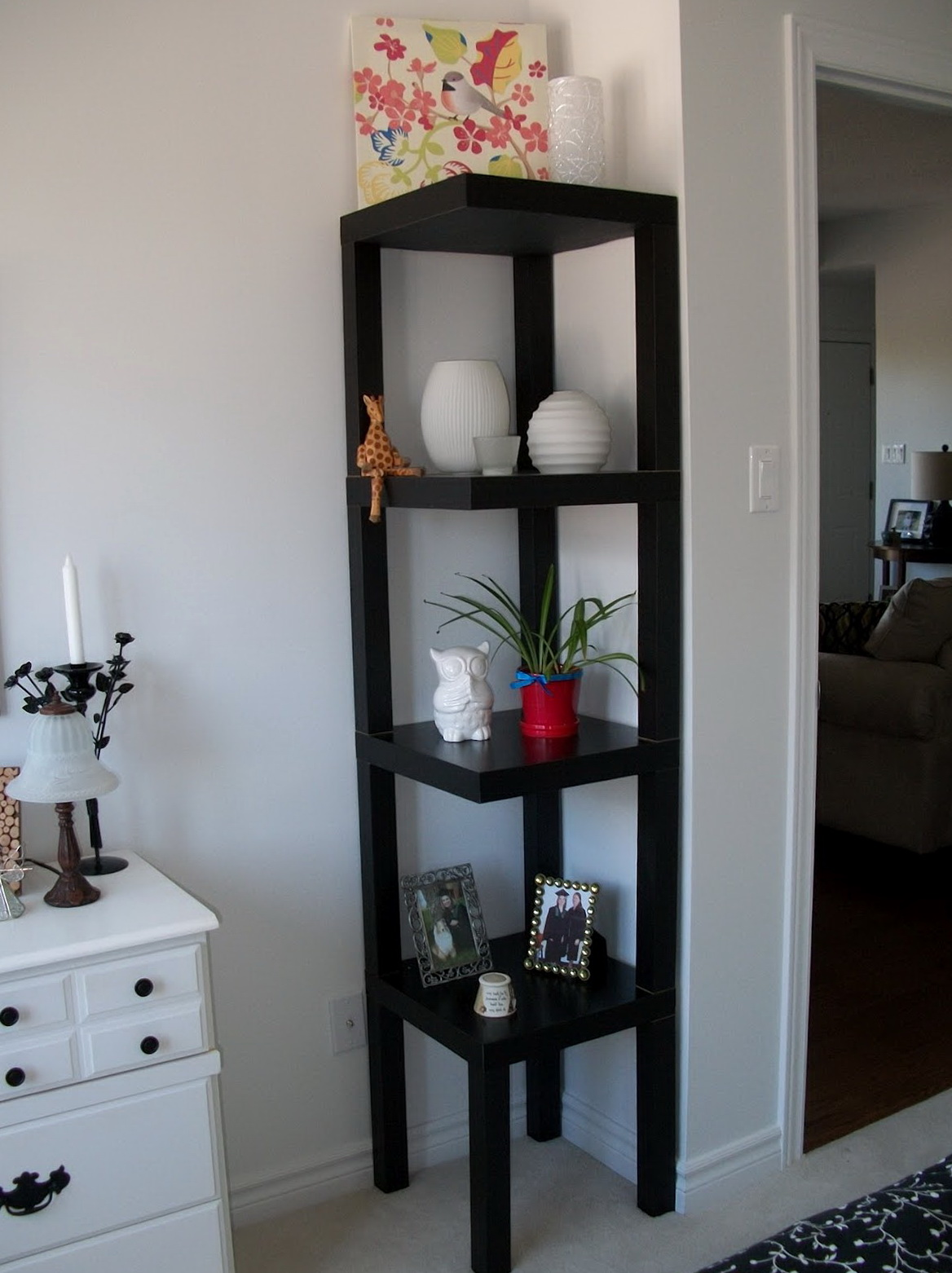 Lack Wall Shelf Hack
