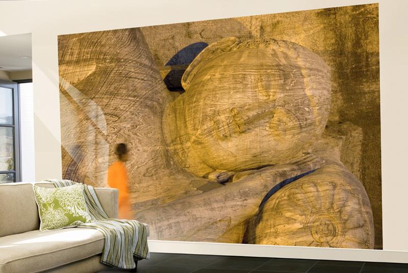 Large Buddha Wall Art