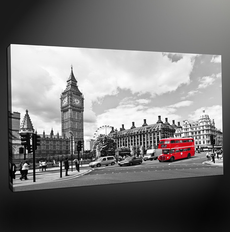 Large Canvas Wall Art Uk