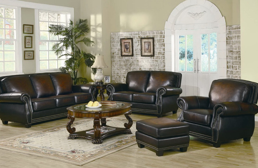 Leather Sofa Set Price