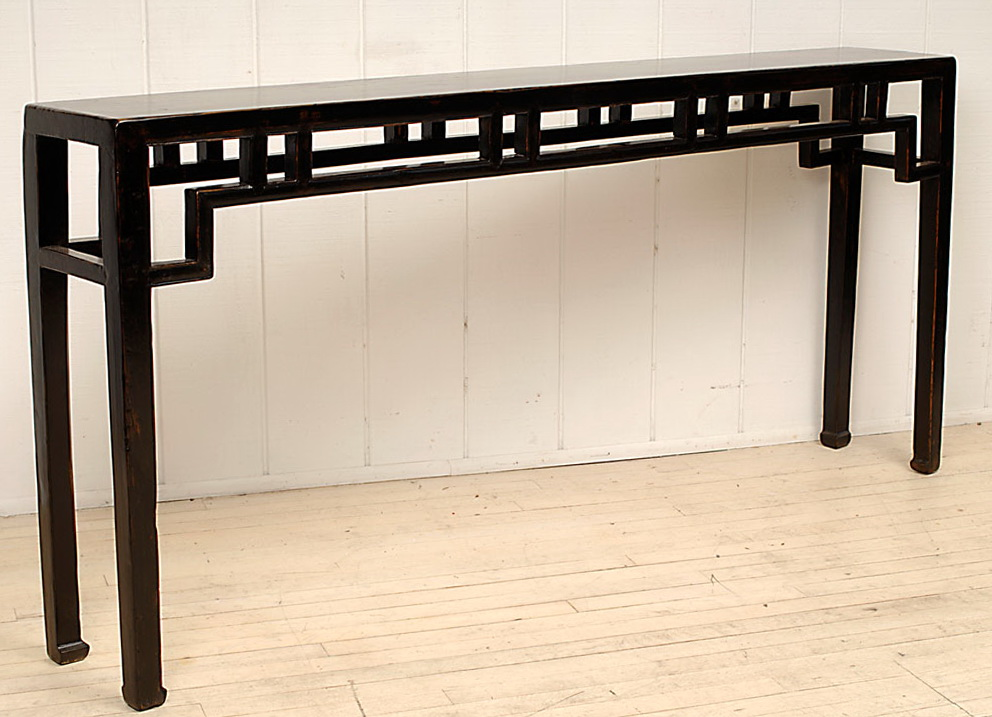 Long Narrow Sofa Table