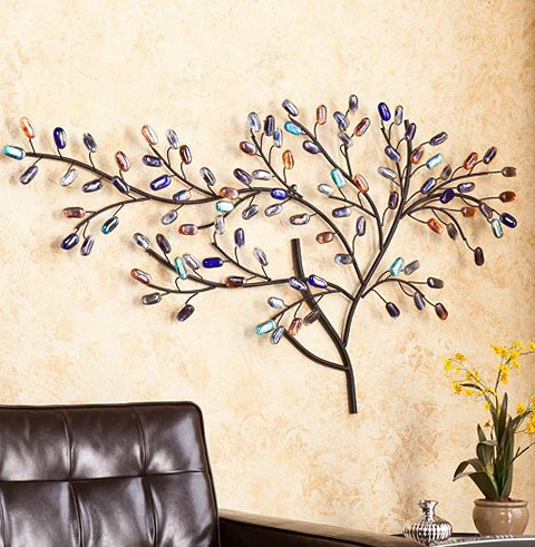 Metal Tree Wall Art Kohls