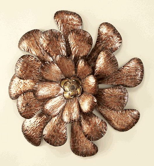 Metal Wall Art Flowers
