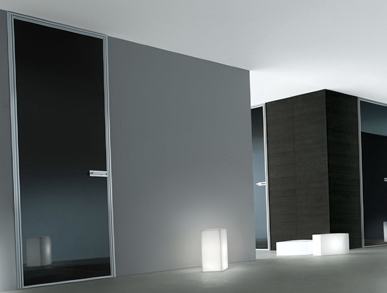 Modern Interior Glass Doors